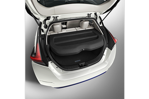 Cargo Area Cover - Rear image for your Nissan